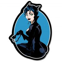 Catwoman Magnet