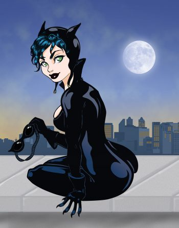 Catwoman's Night Out